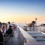 La Spiaggia Cesenatico - Aperitivo in terrazza
